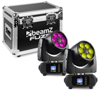 Fuze610Z Wash LED 6x10W RGBW Zoom Set IR 2 in FC