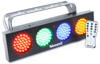 Beamz LED DJ Bank 140 LED RGBA IRC