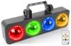 Beamz LED DJ Bank BX 4 RGBA IRC