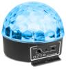 Beamz Mini Star Ball Sound RGBWA LED 6x3W