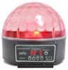 Beamz Magic Jelly DJ Ball DMX Multic. LED