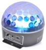 Beamz Magic Jelly DJ Ball Sound MC LED