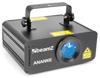Beamz Ananke Laser 3D +Beam RGB 600mW DMX IRC