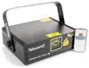 Oberon II Laser RGY Beam DMX IRC 225mW
