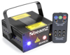 Bianca Double Laser RGB Gobo IRC 330mW