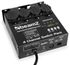 Beamz DMX-004DII Channel Dimmer Pack II