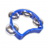 MT5-WH Kids Tambourine Blue