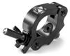 BC50B-200 Half Coupler Sl 200kg Black Alum.