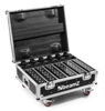 Beamz FCC12 Flightcase for 6 x BBB612 Charging