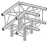 BeamzPro P30-C30 Truss 3 way corner 90'  0,5m