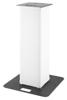 P30 Tower 1.0m 60x60B 35x35T white spandex