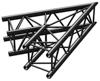 BeamzPro P30-C19B Truss 2 way corner 45' 1.0m Black