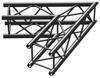 BeamzPro P30-C20B Truss 2 way corner 60' 1.0m Black
