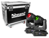 IGNITE180B LED 180W Moving Head Beam Set 2in Flightcase