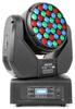 BeamzPro MHL373 Spot 37x3W RGB 14Ch DMX