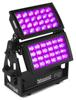 BeamzPro StarColor720W Wash light 48x15W 5in1 RGBWA IP65 DMX