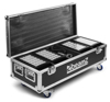 BeamzPro StarColor FL4 Flightcase 4pcs Star Color240/360W