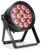 BeamzPro BWA520 LED AluPAR IP65 14 x 18W 6-1 RGBWAUV DMX IRC