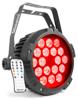 BeamzPro BWA418 LEDAluPAR IP65 18x12W 4-1 RGBW DMX IRC
