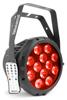 BeamzPro BWA412 LEDAluPAR IP65 12x18W 6-1 RGBWAUV DMX IRC