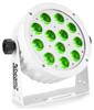 BAC506W ProPar Alu 12x18W RGBWA-UV 6in1 DMX IRC LCD
