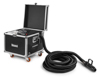 BeamzPro SNOW5000 Snowmachine+10m hose Flightcase