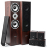 Fenton 5.0 Home Theatre System walnut