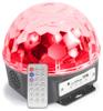 Magic Jelly DJ Ball Sound 6x1W Player