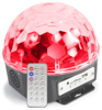 MAX Magic Jelly DJ Ball Sound 6x1W Player