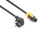 PD Connex PowerCon Tr - Shuko Cable 1,5m