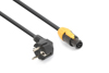 PowerCon Tr - Shuko Cable 1,5m