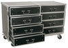Power Dynamics PD-FA4 8 Drawer Engineering Case