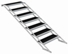 Power Dynamics Stage Adjustable Stairs 100-180cm