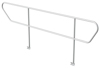Power Dynamics Stage Adjustable Stairs Handrail Left