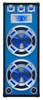 PA Blue Speakerbox 2x15