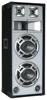 PA White Speakerbox 2x8