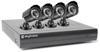 DVR&4CMOS kit, 500GB HD MKII