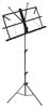 Vonyx Music Sheet Stand foldable black