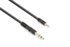 Vonyx Cable 3.5 Stereo- 6.3 Stereo 1.5m