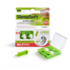 Alpine SleepSoft earplugs with mini grip