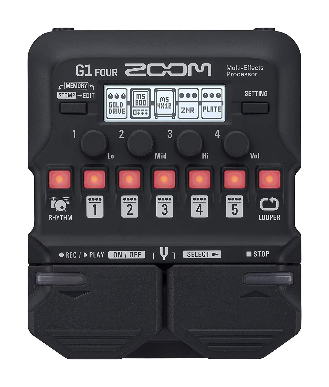 Zoom G1 FOUR Multi-effect