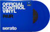 "Serato Control Vinyl – 7"" Blue"