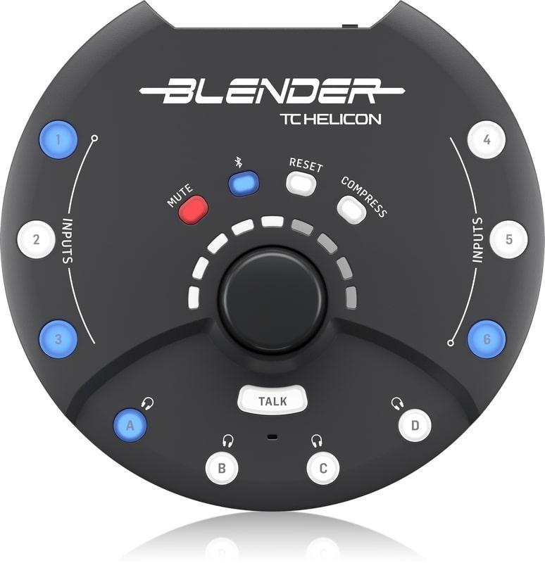 TC Helicon Blender