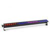 LED BAR 24 X 3W RGB BATTERY DMX IRC