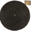 Simply Analog Turntable Slipmat Leather Soft Touch
