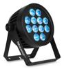 BeamZPro BWA532 LED AluPAR IP65 12x12W 4-1 RGBW DMX IRC
