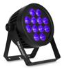BeamZPro BWA534 LED AluPAR IP65 12x15W 6-1 RGBWAUV DMX IRC
