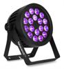 BeamZPro BWA536 LED AluPAR IP65 18x12W 4-1 RGBW DMX IRC