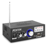 Fenton AV360BT Karaoke Amplifier FM/USB/SD