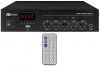 Power Dynamics PDM45 100V Mixer-Amplifier USB/MP3/Bluetooth 45W